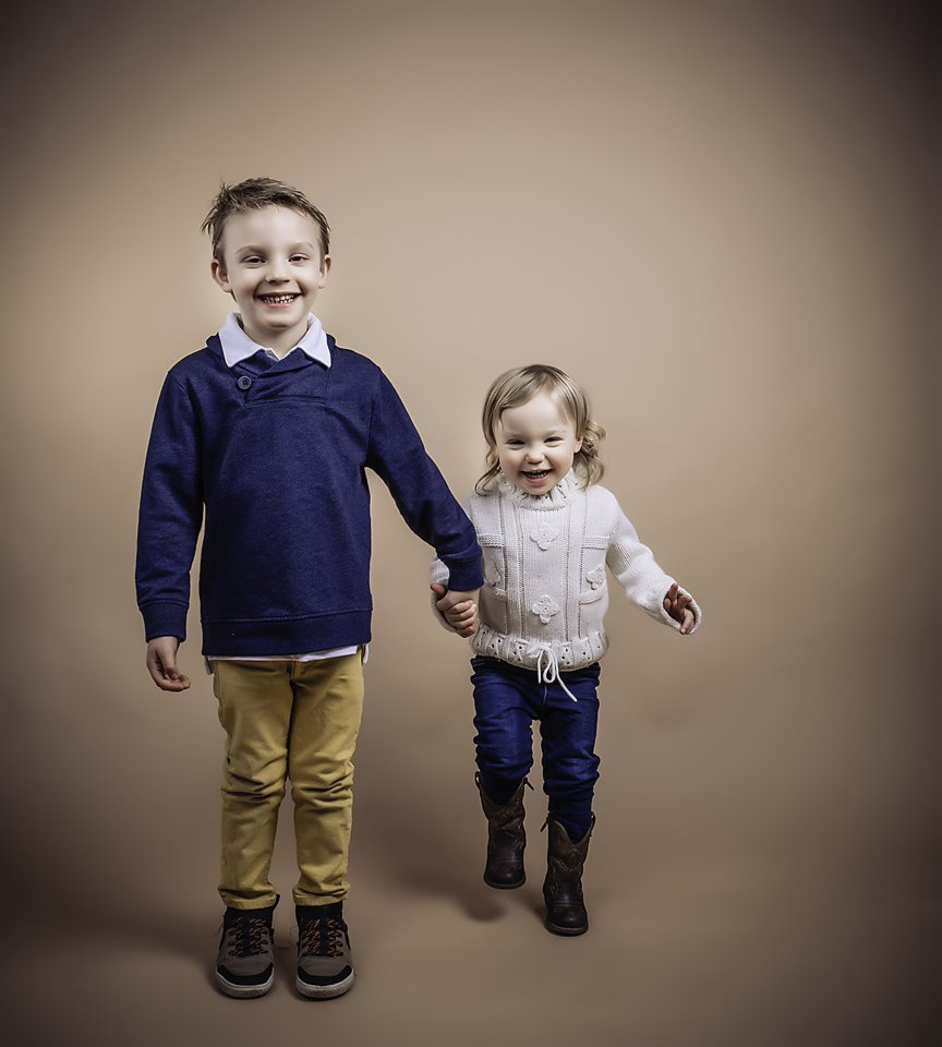 Family Session at Little Mac Design