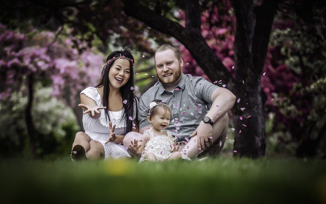 Tyler, Liz, & Olivia's Family Session 5.20.20