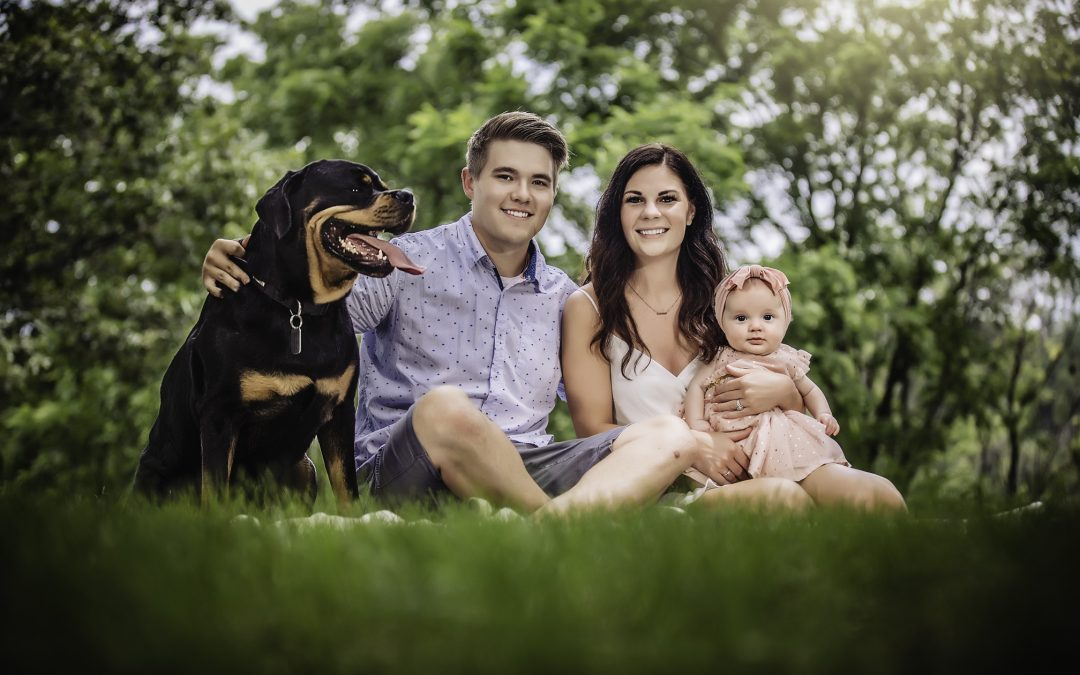 Travis,Christine,Reese, and Kato Family Session 6.30.20