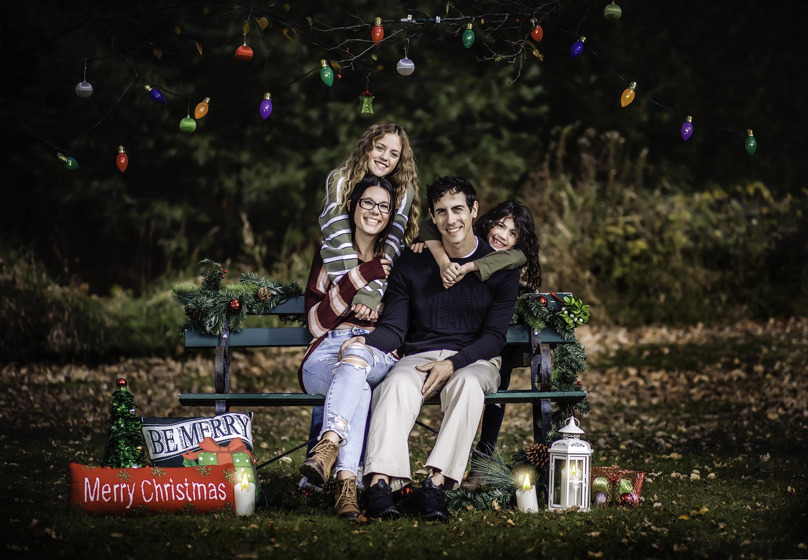 Holiday Family Mini Session